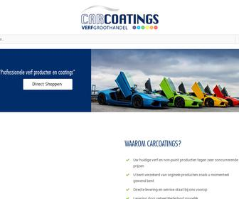 http://www.carcoatings.nl