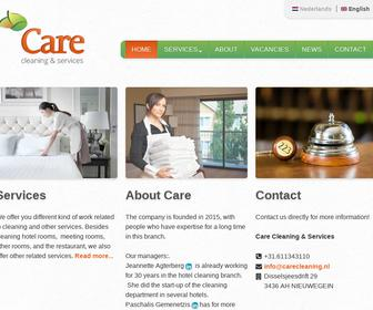 Care cleaning & services