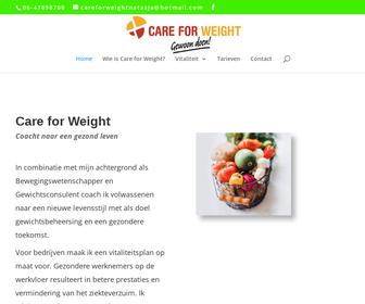 Care for Weight