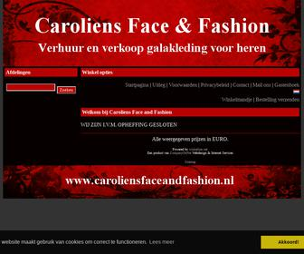 Carolien's Face and Fashion