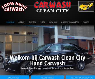 Carwash Clean City