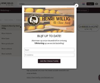 Cheese & More by Henri Willig
