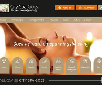 City Spa Goes