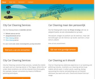 City Car Cleaning