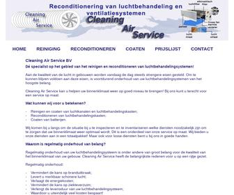 Cleaning Air Service B.V.