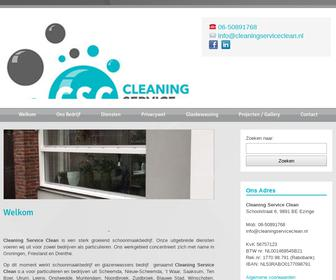 Cleaning Service Clean