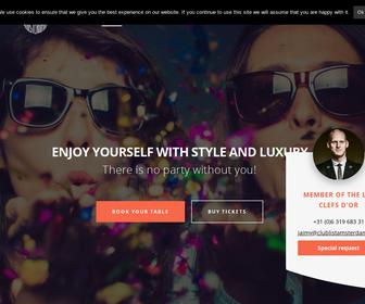 Club List Amsterdam
