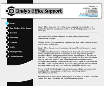 Cindy's Office Support
