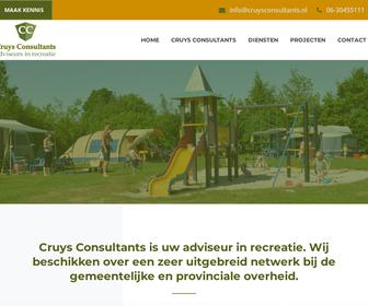 http://www.cruysconsultants.nl