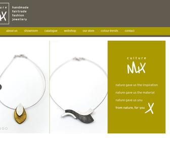 Culture Mix handmade fairtrade fashion jewellery