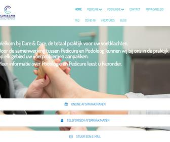 Cure & Care Podologie en Medisch Pedicure