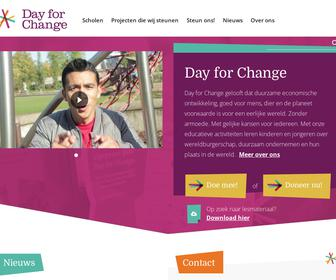 Stichting DAY FOR CHANGE