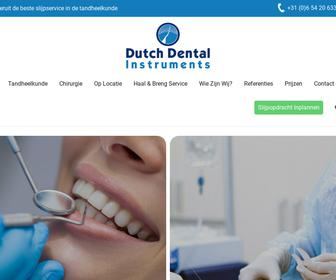 Dutch Dental Instruments