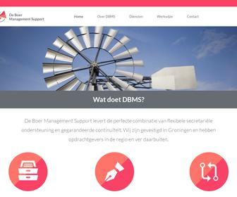http://www.deboermanagementsupport.nl