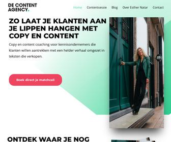 http://www.decontentagency.nl