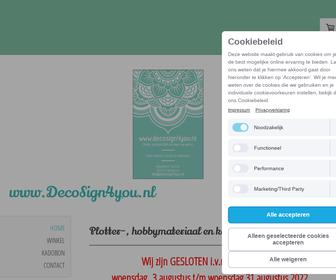 Decosign4you.nl