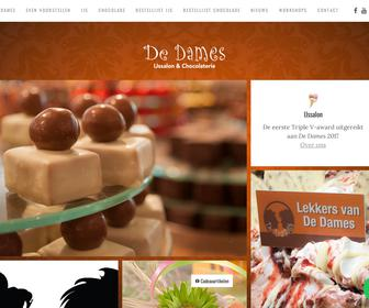 De Dames IJssalon & Chocolaterie