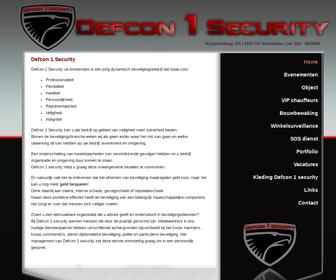 Defcon 1 Security