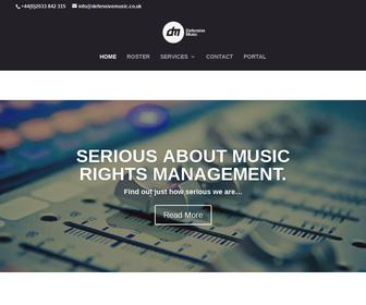 Defensive Music Ltd.