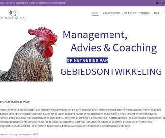 De Haan Management, Advies en Coaching V.O.F.