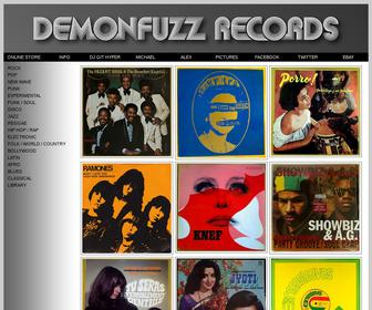 Demonfuzz Records