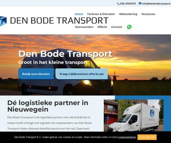 Den Bode Transport B.V.