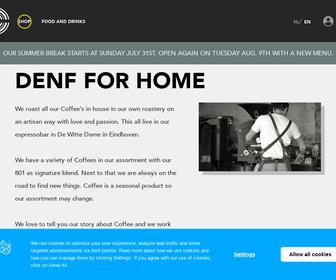 DENF Coffee Roasters