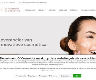 Department of Cosmetics