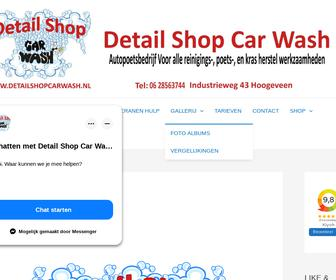 Detail Shop Car Wash