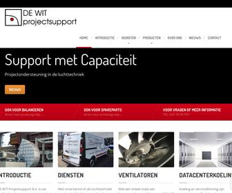 DE WIT projectsupport BV