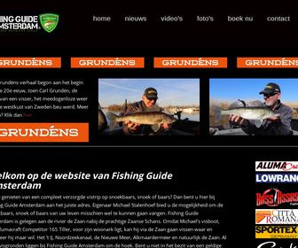 Fishing Guide Amsterdam