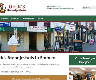 http://www.dicksbroodjeshuis.nl