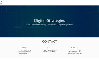 http://www.digital-strategies.nl