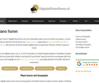 DigitalePianoHuren.nl