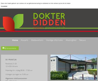 Dokter Didden , huisarts/personal coach