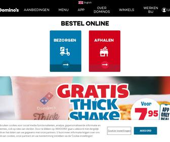 http://www.dominos.nl