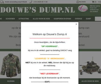 http://www.douwesdump.nl
