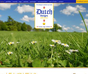Dutch Designs with lemon