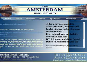 Amsterdam Hotel Authority