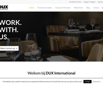 http://www.dux-international.com