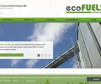 Eco Fuels Netherlands B.V.