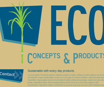 Eco Concepts & Products