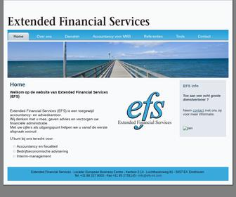 Extended Financial Services (EFS)