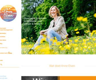 Anne Elsen duurzaam projectmanagement