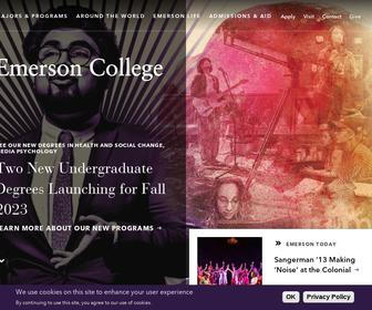 Emerson College European Center