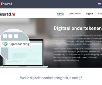 http://www.ensured.nl