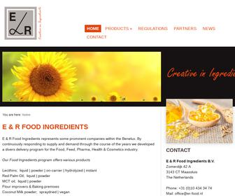 E & R Food Ingredients B.V.