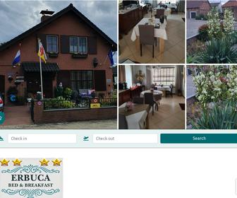 ERBUCA Bed and Breakfast Nieuwstadt