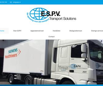 ESPV Transport Solutions