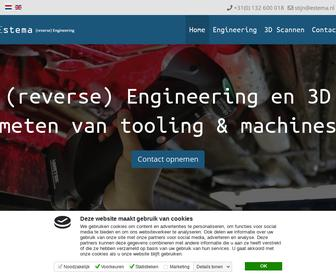 Estema (reverse) Engineer. van tooling & machines